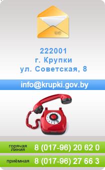 Баннер - адрес РИК